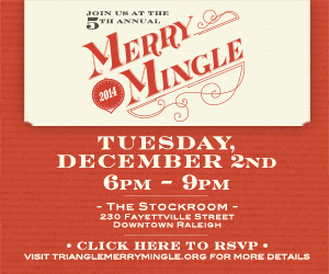 Triangle Merry Mingle