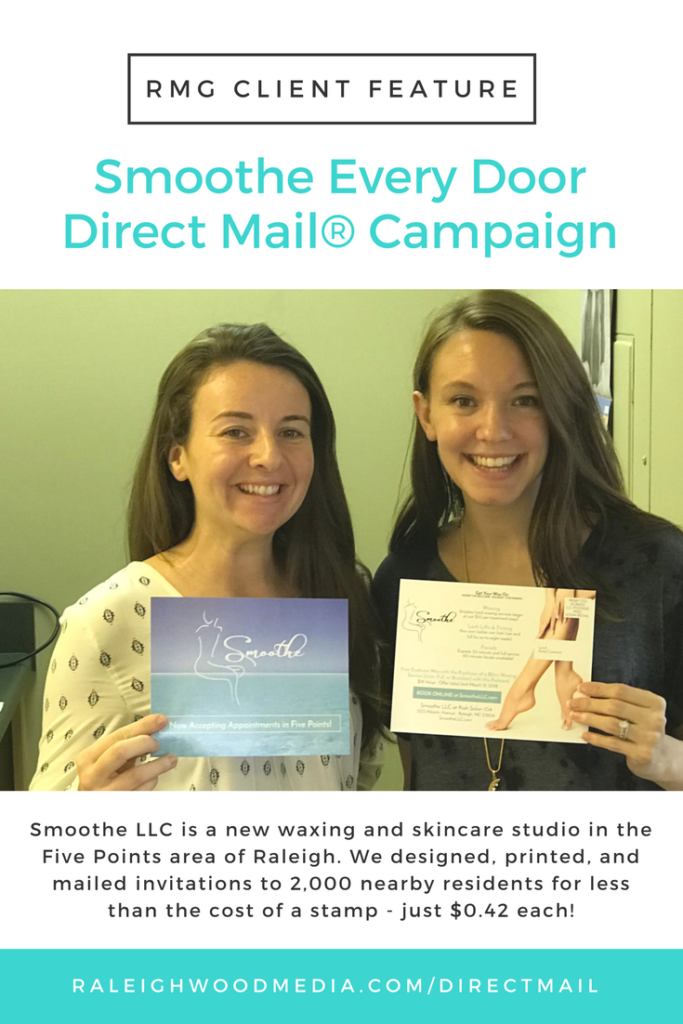 Raleigh Every Door Direct Mail Marketing - Raleighwood Media Group