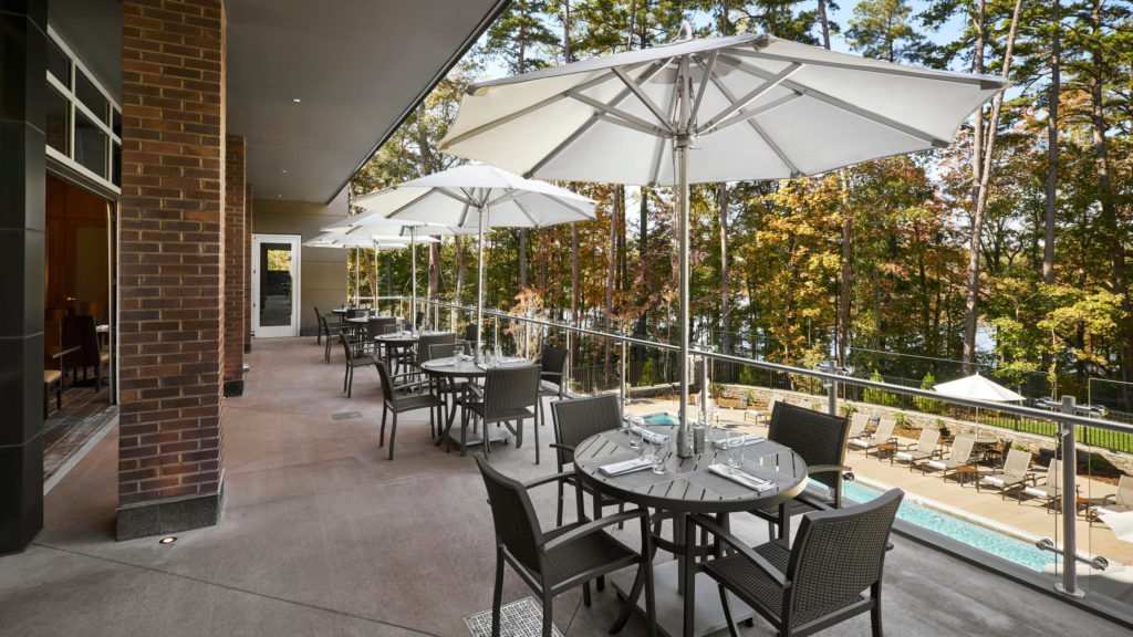 Event Space: StateView Hotel Offers Gorgeous, Country Views in the City