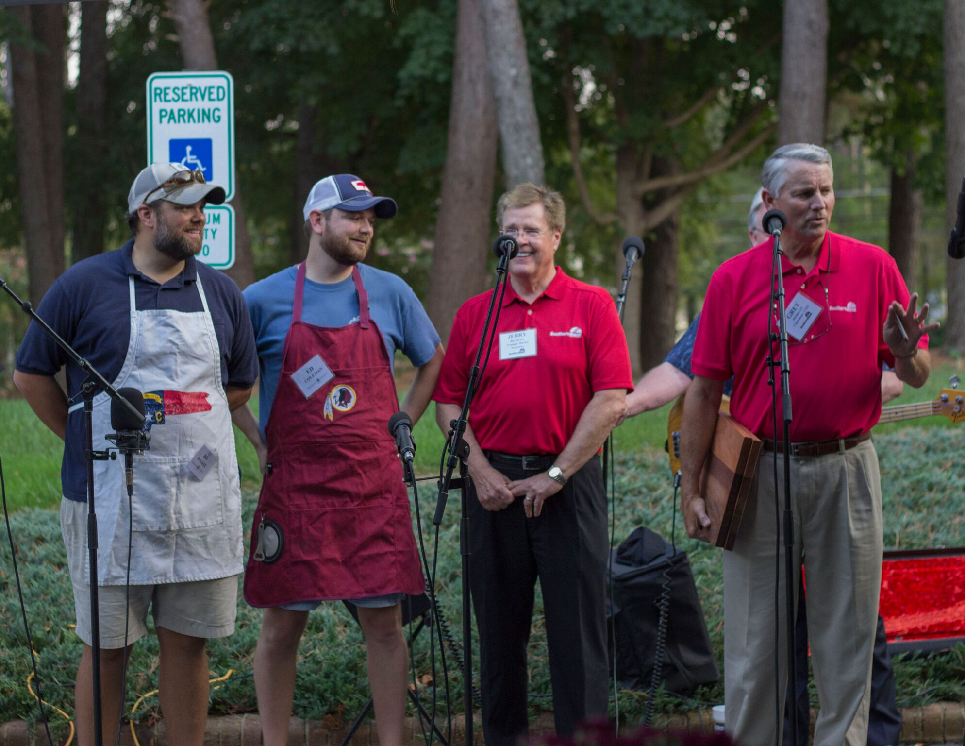 Southern Bank Raleigh Barbecue 2017