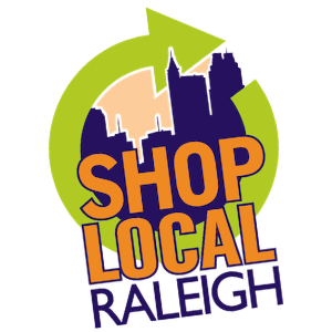Raleighwood Media Group is a proud member of Shop Local Raleigh