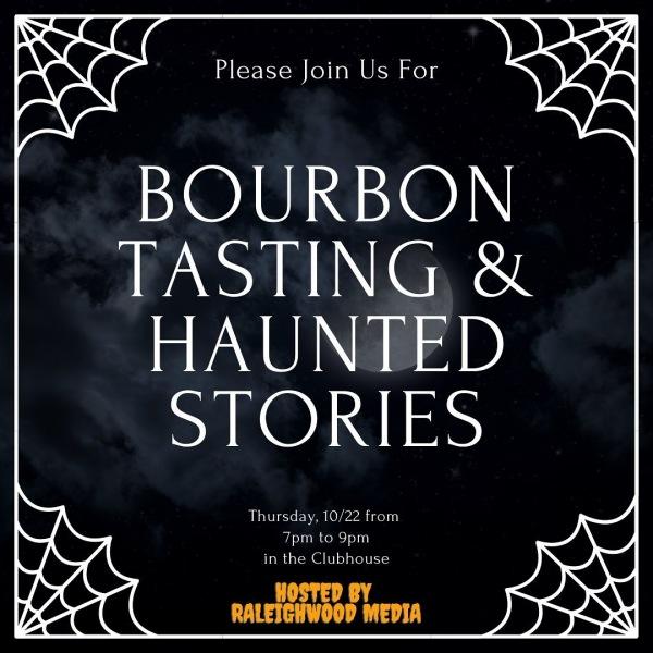 2020-10-22 - Carraway Village - Haunted Spirits Tasting Events